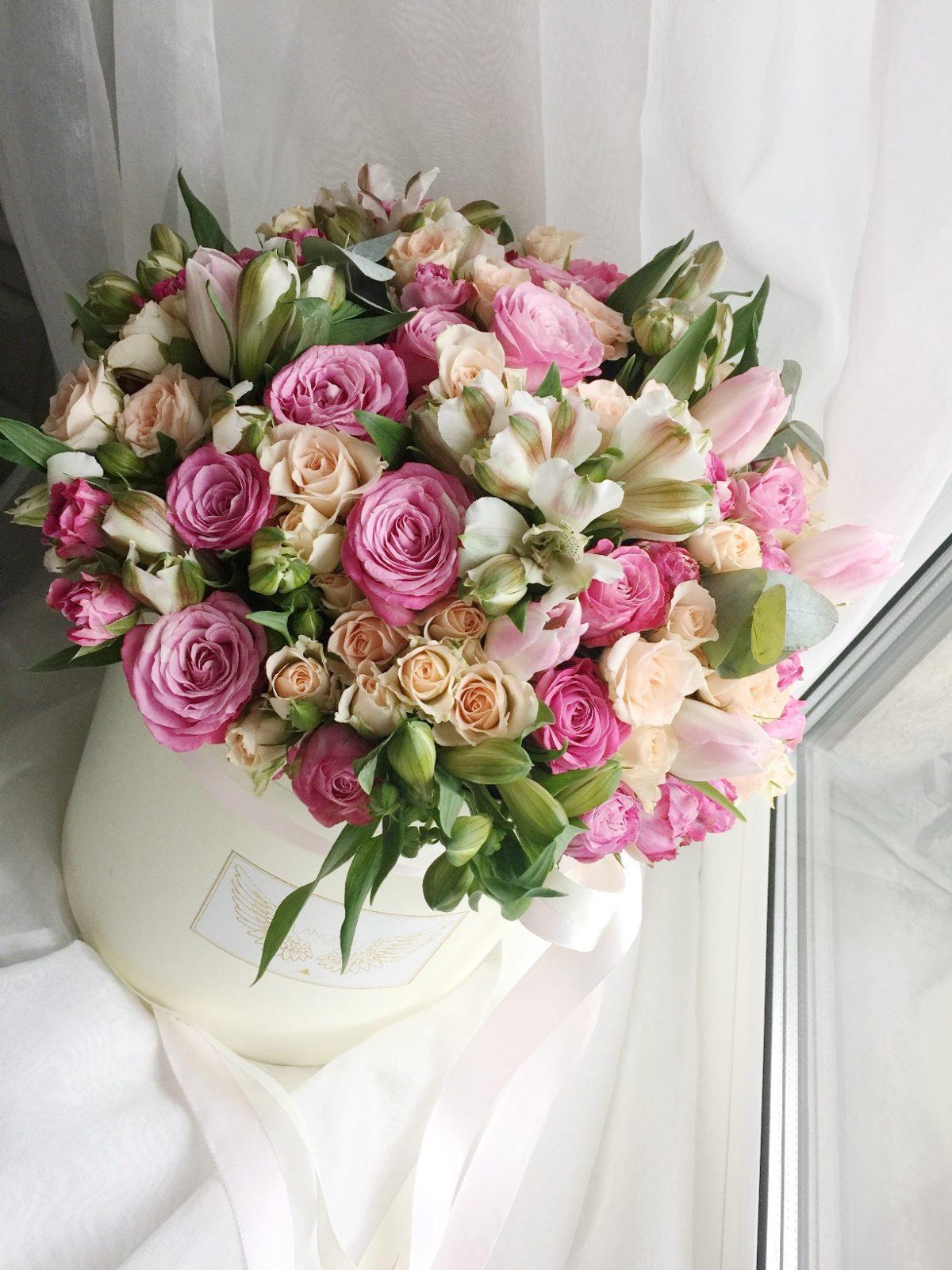 Букет цветов доставка на дом спб, букет