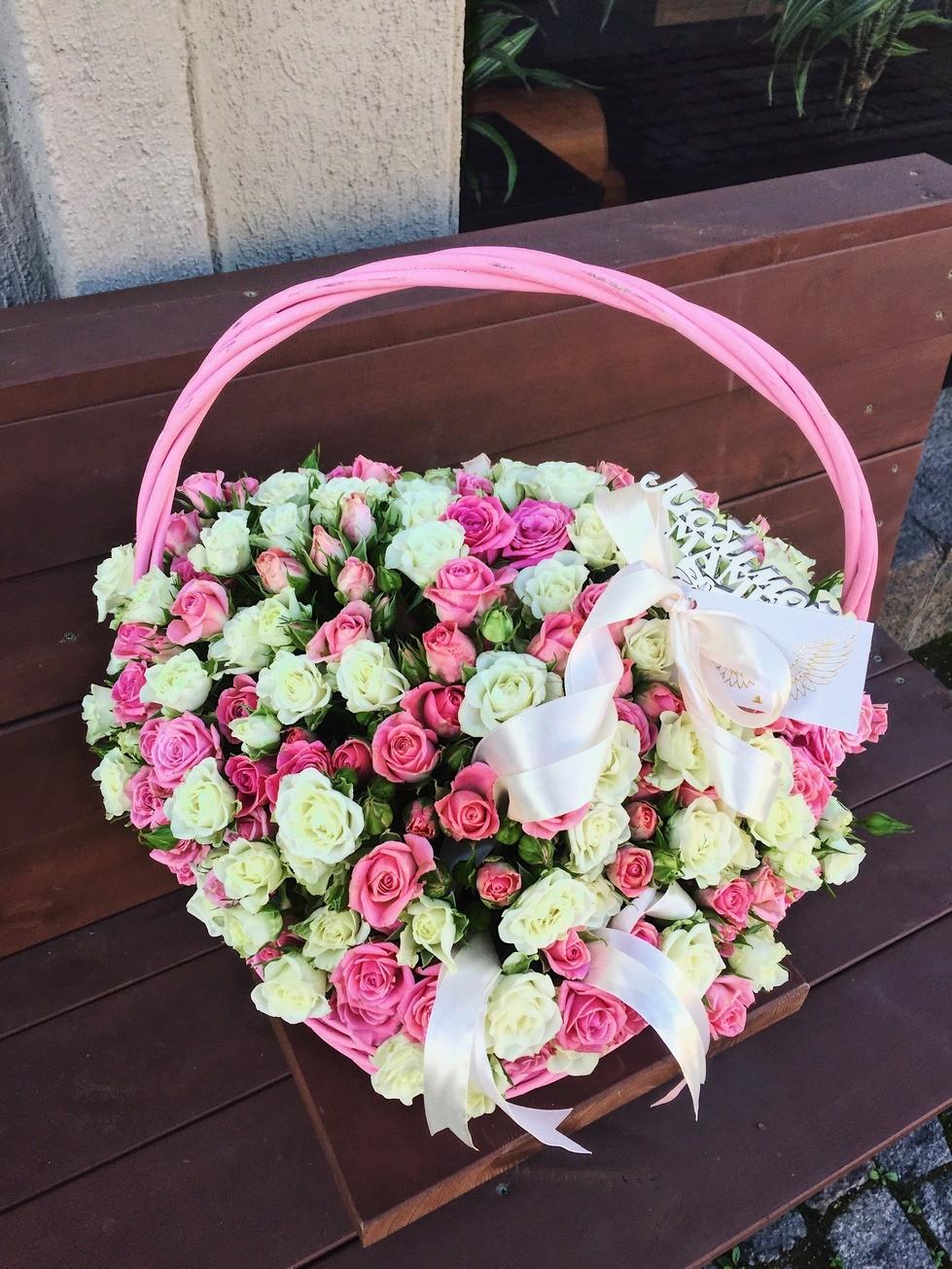 Букет цветов доставка на дом спб, свадебный букет