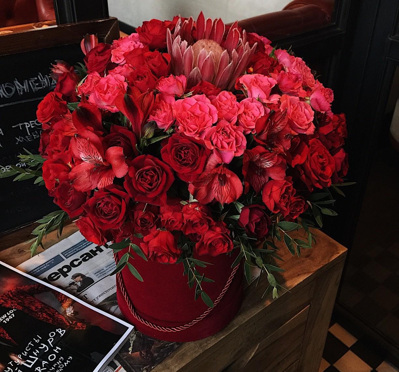 Букет, букет цветов доставка на дом спб